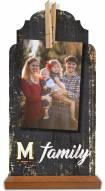 Maryland Terrapins Family Tabletop Clothespin Picture Holder