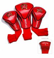 Maryland Terrapins Golf Headcovers - 3 Pack