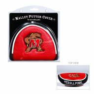 Maryland Terrapins Golf Mallet Putter Cover