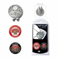 Maryland Terrapins Hat Clip & Marker Set