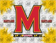 Maryland Terrapins Logo Canvas Print