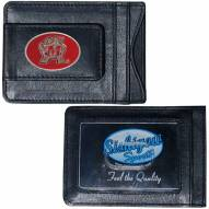 Maryland Terrapins Leather Cash & Cardholder