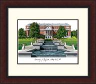 Maryland Terrapins Legacy Alumnus Framed Lithograph