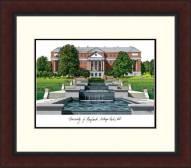 Maryland Terrapins Legacy Alumnus Framed Lithograph