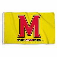 Maryland Terrapins Logo 3' x 5' Flag