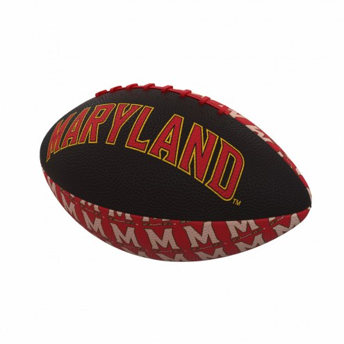 Maryland Terrapins Mini Rubber Football