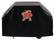 Maryland Terrapins Logo Grill Cover