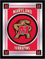 Maryland Terrapins Logo Mirror