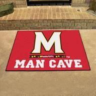 Maryland Terrapins Man Cave All-Star Rug