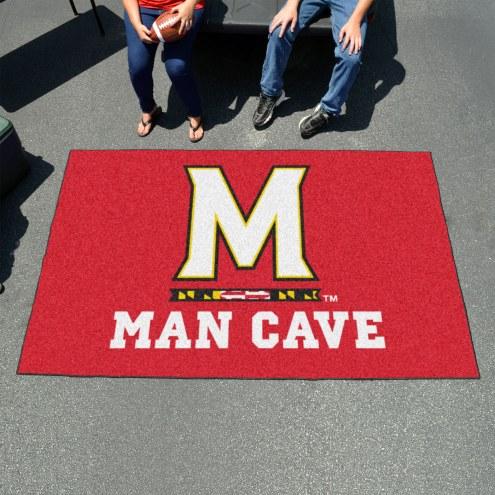 Maryland Terrapins Man Cave Ulti-Mat Rug