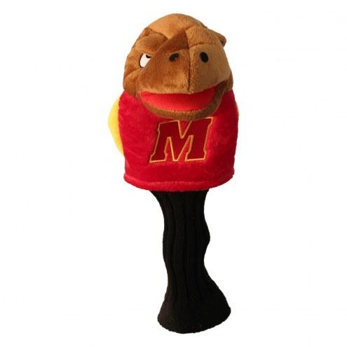 Maryland Terrapins Mascot Golf Headcover
