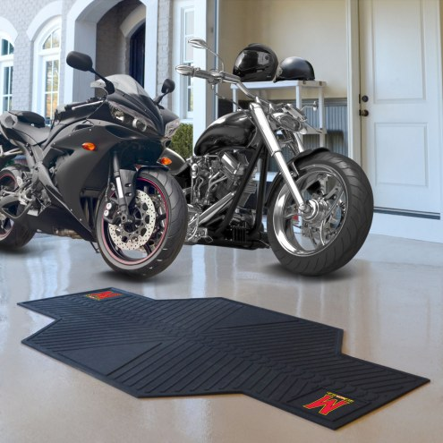 Maryland Terrapins Motorcycle Mat