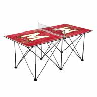 Maryland Terrapins Pop Up 6' Ping Pong Table