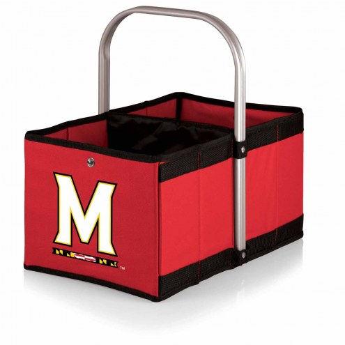 Maryland Terrapins Red Urban Picnic Basket