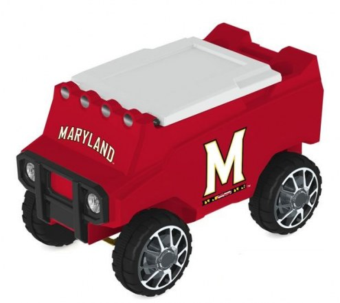 Maryland Terrapins Remote Control Rover Cooler