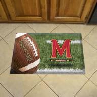 Maryland Terrapins Scraper Door Mat