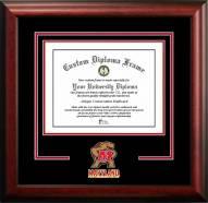 Maryland Terrapins Spirit Diploma Frame