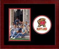 Maryland Terrapins Spirit Vertical Photo Frame