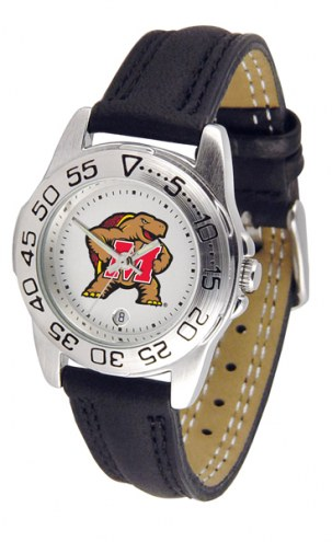 Maryland Terrapins Sport Women's Watch