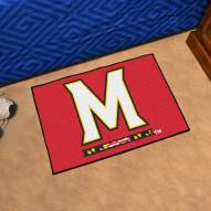 Maryland Terrapins Starter Rug