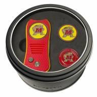 Maryland Terrapins Switchfix Golf Divot Tool & Ball Markers