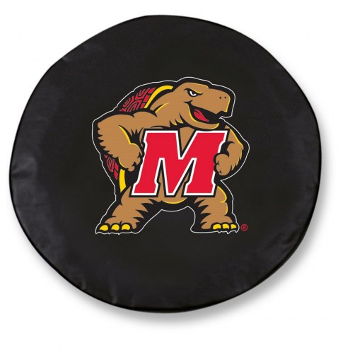 Maryland Terrapins Tire Cover