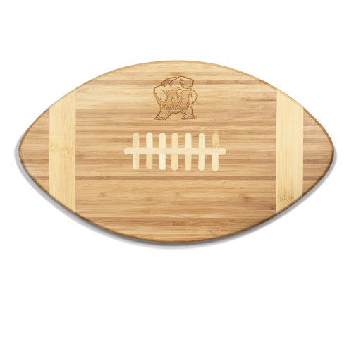 Maryland Terrapins Touchdown Cutting Board