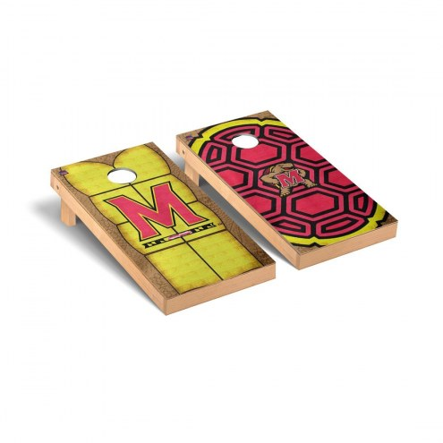 Maryland Terrapins Trailblazer Cornhole Game Set