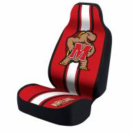 Maryland Terrapins Universal Bucket Car Seat Cover