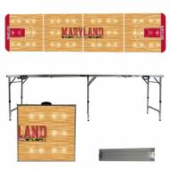Maryland Terrapins Victory Folding Tailgate Table