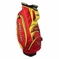 Maryland Terrapins Victory Golf Cart Bag