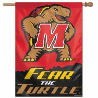 "Maryland Terrapins 28"" x 40"" Banner"