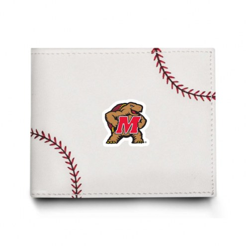 Maryland Terrapins Baseball Men's Wallet