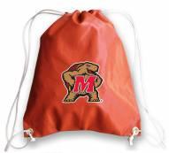 Maryland Terrapins Basketball Drawstring Bag