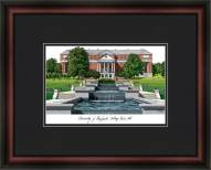 University of Maryland College Park Academic Framed Lithograph