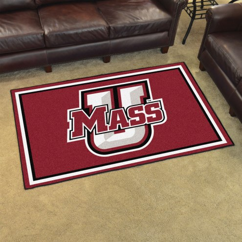 Massachusetts Minutemen 4' x 6' Area Rug