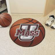 Massachusetts Minutemen Basketball Mat