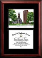 Massachusetts Minutemen Diplomate Diploma Frame