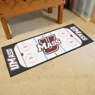 Massachusetts Minutemen Hockey Rink Runner Mat