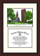 Massachusetts Minutemen Legacy Scholar Diploma Frame