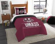 Massachusetts Minutemen Modern Take Twin Comforter Set