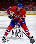 Max Pacioretty Signed Montreal Canadiens 8x10 Photo