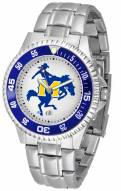 McNeese State Cowboys Competitor Steel Men's Watch