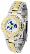 McNeese State Cowboys Competitor Two-Tone Women's Watch