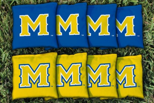 McNeese State Cowboys Cornhole Bag Set