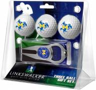 McNeese State Cowboys Golf Ball Gift Pack with Hat Trick Divot Tool