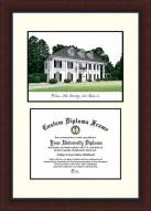 McNeese State Cowboys Legacy Scholar Diploma Frame