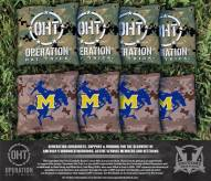 McNeese State Cowboys Operation Hat Trick Cornhole Bag Set