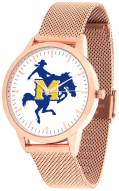 McNeese State Cowboys Rose Mesh Statement Watch