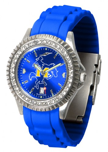 McNeese State Cowboys Sparkle Women's Watch